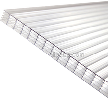 100%resin material hollow polycarbonate sheet roof sheets price per sheet