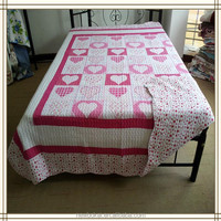Patchwork design and Home,Hotel Use quilt batting