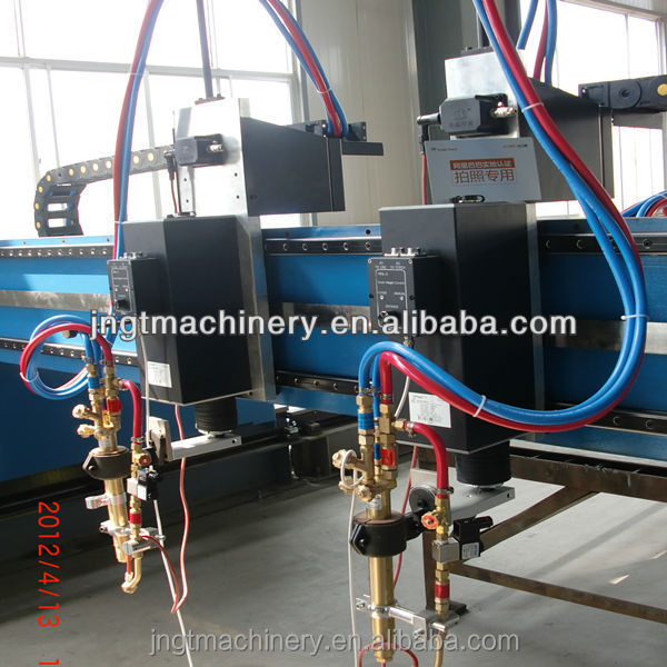 Industrial Plasma Cutter Straight Line Cnc Gas Cutting Machine