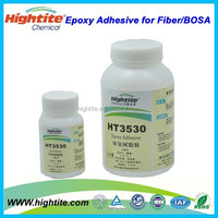 HT3530 Epoxy Fiber Optic structural Adhesive for Optical fiber products