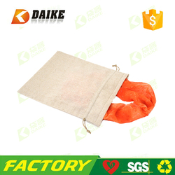 China Professional Factory Handmade Linen Bags with high quality