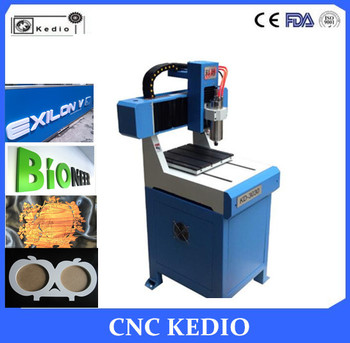 High quality and sales well mini advertising cnc router 3030