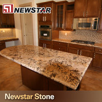 best price laminate kitchen granite island countertop