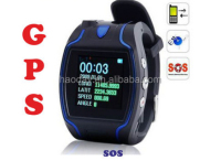 Gps cell phone watch tracker gps101 personal gps tracker with sos alarm locator