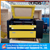 China cheap acrylic laser cutting machine/laser die cutting machine