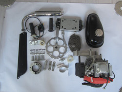 4 Stroke Motor Kit, 4 Stroke 49cc Bicycle Motor Kit