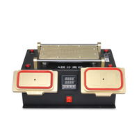 3 In 1 lcd separator + frame separator+preheater touch screen panel lcd separator glue disassemble machine for iphone
