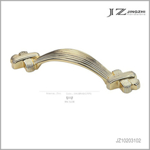 JZ 0310 Hot sale zinc alloy furniture cabinet handles kitchen cabinet hardware china