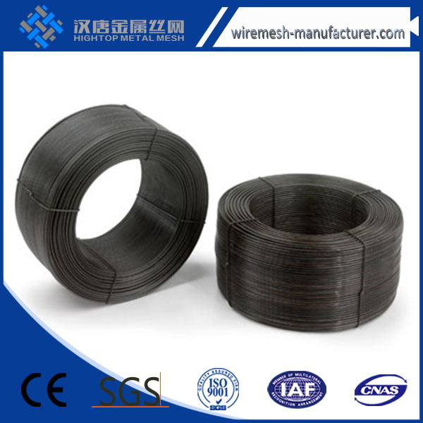large coil black annealed iron wire/low carbon steel wire <strong>Q195</strong> iron annealed wire