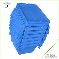 Hard plastic injection mold case