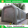 Factory modern design inflatable automotive spray booth