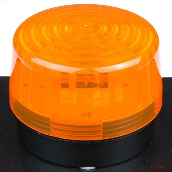 amber/white led strobe lights 12v