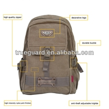 Top low price tactical backpack 600d nylon 65l