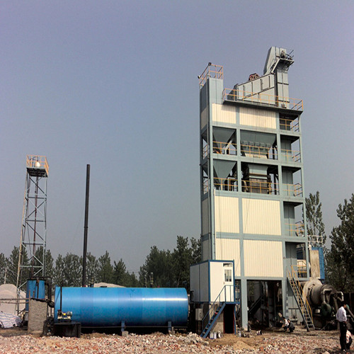 Supply LB Series Stationary Asphalt Mixing Plant and Related Equipments