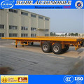 semi trailer type 2 axle container semi trailer