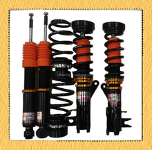 Adjustable coilover type and mono shock type suspension price for Trax 2012 up