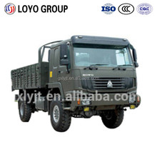 SINOTRUK HOWO 4x4 All-wheel Drive Cargo/ Military Truck
