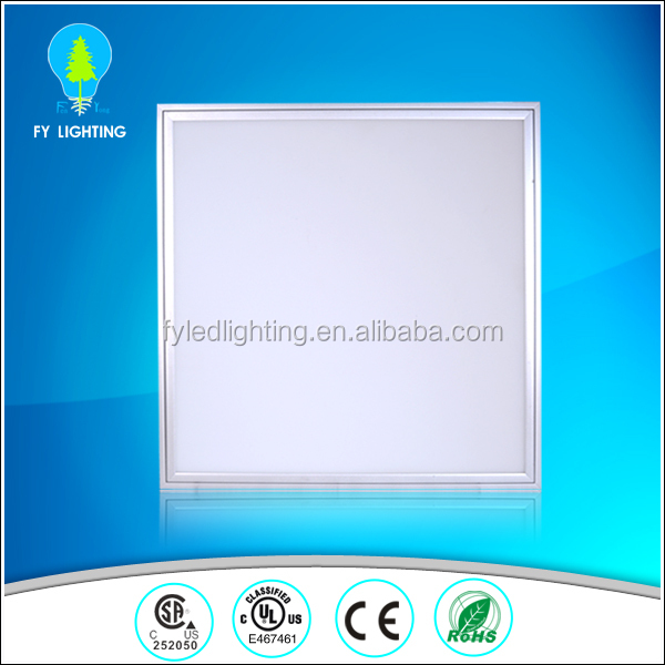dimmable white led suspended ceiling light panel 40w