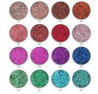 Wholesale Pressed Glitter Eyeshadow