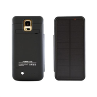 2200 mah Solar Battery Charger Case Cover Power Bank For Samsung Galaxy S3 i9300