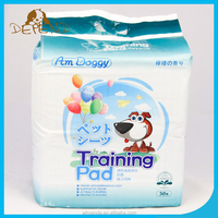 2.2KG High Demand Absorption Cheap Dog Training Pads Wee Pee Pads