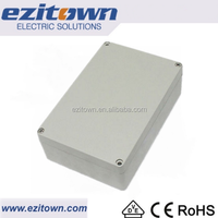 Factory price china's ip65 aluminum waterproof electrical junction boxes