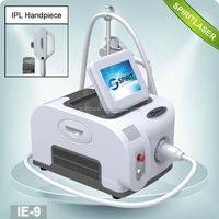 High Quality 10.4 Inch Movable Big Screen IPL Machine CPC Spider Veins Removal Products Free LOGO Design
