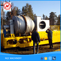 Small business road machinery equipment asphalt mixing plant with high efficiency