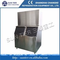 SUN TIER fishing boats for sale ice market/water dispenser ice maker/ commerci ice maker for fish boat