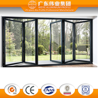 best selling products china top brand aluminum folding and turn doors and windows