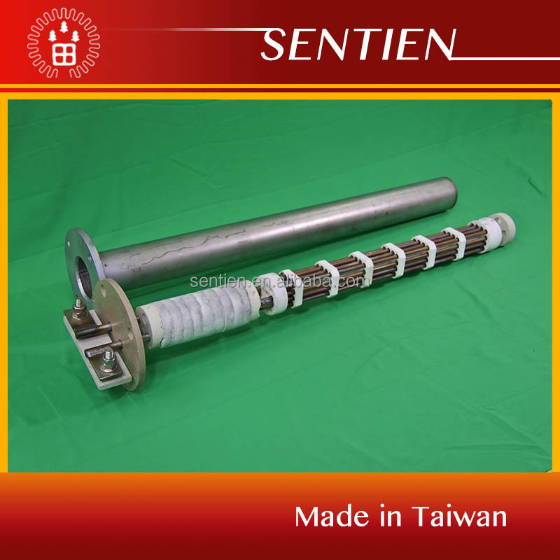 Electric Radiant Tube Heating Element for High Temperature Anneal Furnace with Japan Heating Material