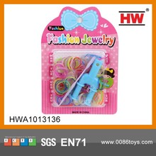 Beautiful Cheap Kid's Weaving Machine Toy Rubber Band For Bracelet