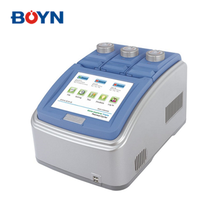 GET3X color touch screen Triple Block pcr thermal cycler machine