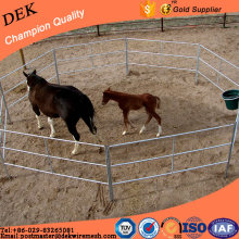 Wholesale Galvanized Steel Farm Field Uesd Horse Fence Panels