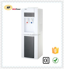 tempering glass water dispenser water cooler double door