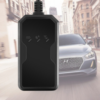 Low Cost Accurate GSM fleet management 3g gps car tracker With SMS Remote Engine Stop