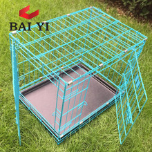 "Discount BAIYI 24"" 30"" 36"" 42"" 48""Dog Crate, Pet Dog Crate,Pet Dog House"