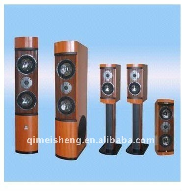 5.1channel home theatre speaker system