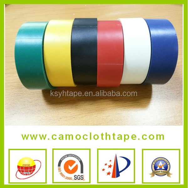 Mass Production Colorful PVC Electronic Insulation Tape(IT-15)