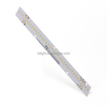LED DC24V module SMD 2835, 600X24mm Poke in wiring connectors