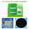 Potting Silikon Sealant Two Component Electronic Gule RTV Silicon Sealant