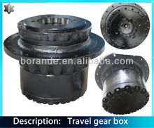 excavator PC200-6 drive gearbox 6D102 reduction gear box hyundai Sumitomo volvo kobelco