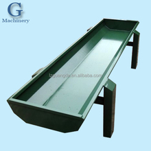 Stainless Steel Feeding Trough