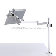 D-2 new style Tablet Stand universal tablet bed holder for tablet desk mount stand