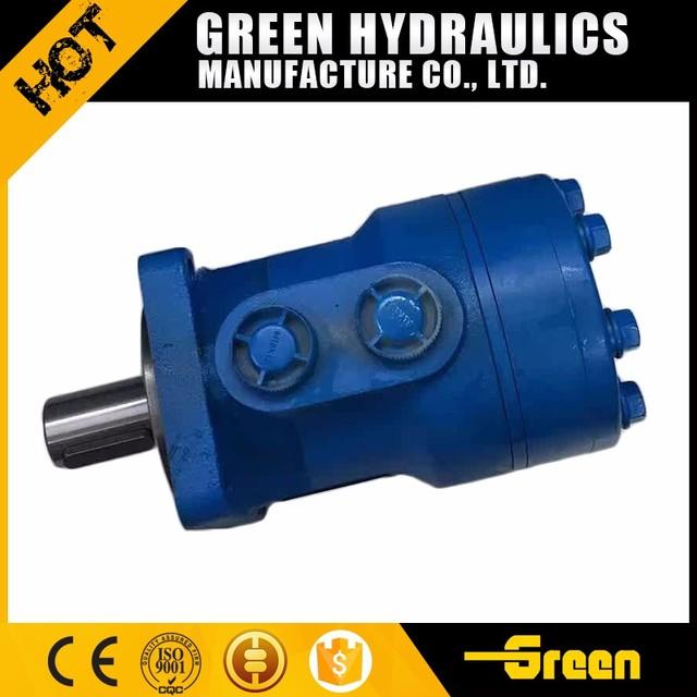 Custom High Intensity Eaton Hydraulics BMR Hydraulic Motor Supplier