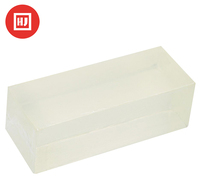 Clean glycerin transparent bath handmade soap base bar