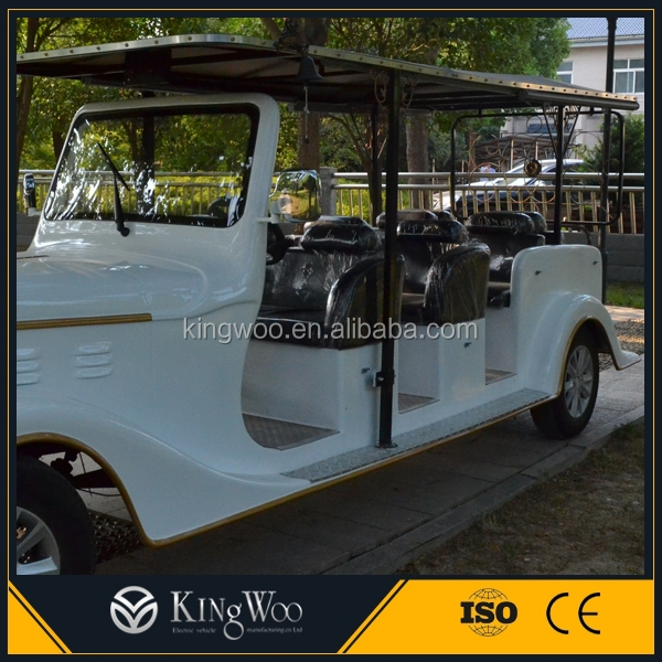 11 seat classic import electric car from china