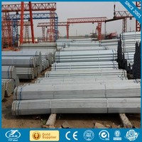 New design gi pipe price with high quality