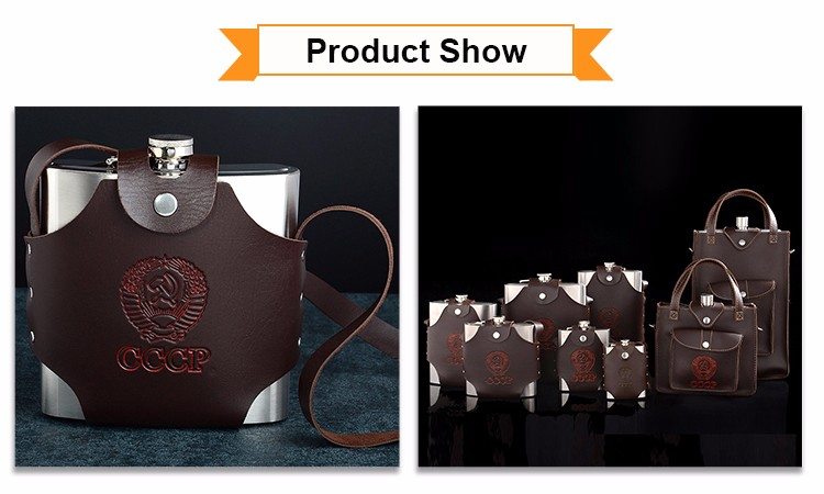 4 oz Stainless steel Hip Flask