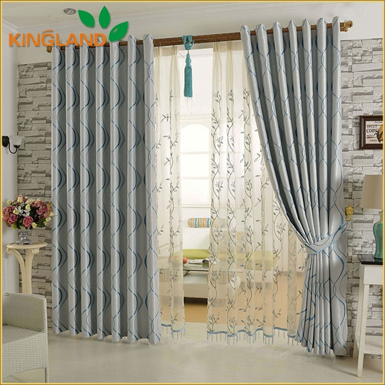 100%polyester metal mesh fabric drapery curtain